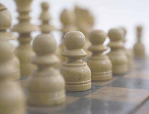 Guter Schachzug