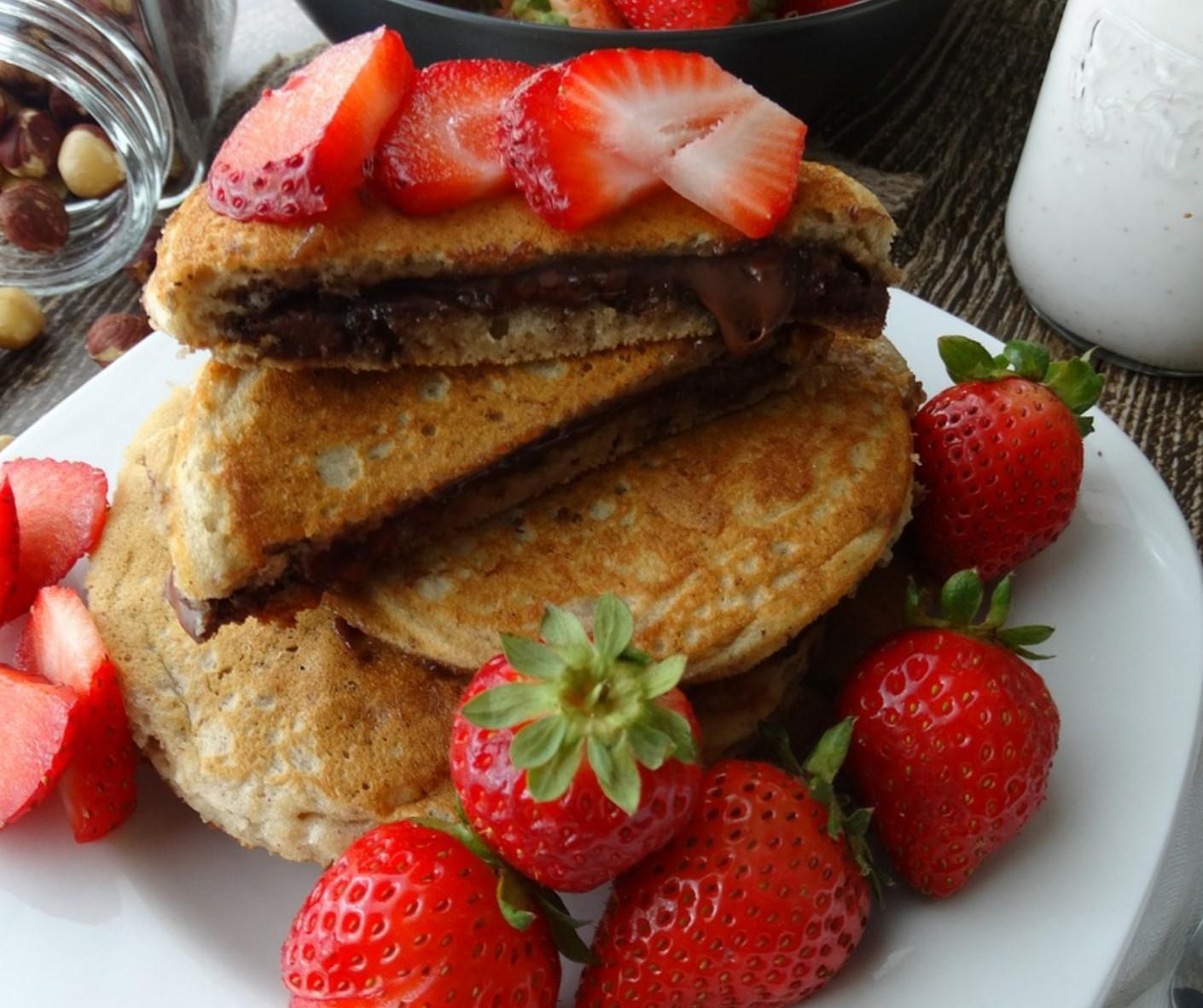 Heiratsantrag beim Frühstück