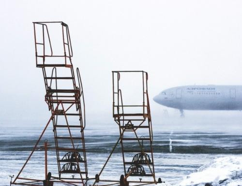 Heiratsantrag im Flugzeug