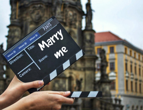 Heiratsantrag per Video