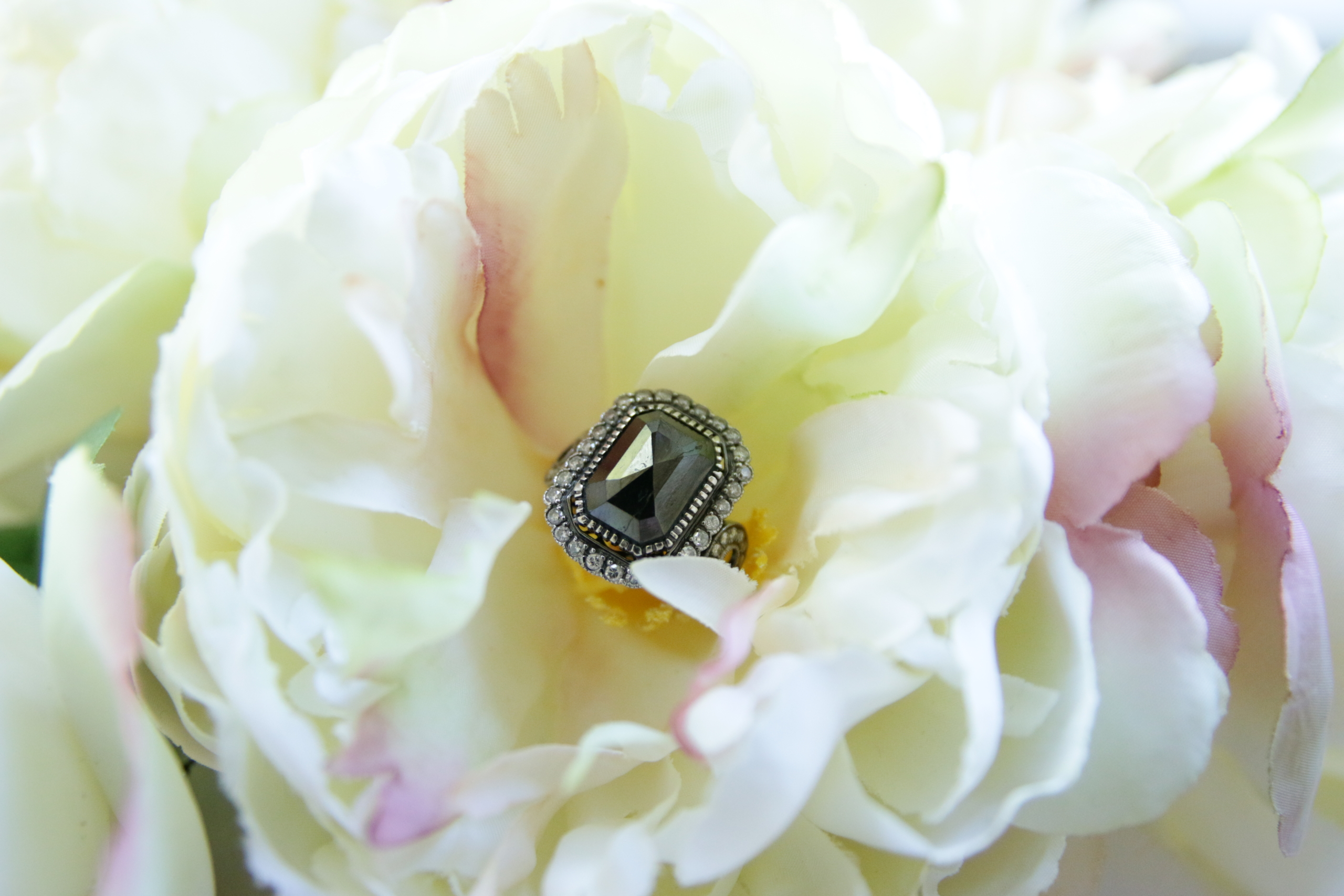 Verlobungsring Black Diamond